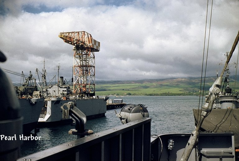 Hammerhead Crane Pearl Harbor